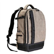 K&F Concept Waterproof DSLR SLR Camera Backpack Bag Case 4 Canon EOS Nikon Sony