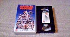 National Lampoon's Animal House UK VHS PAL VIDEO 2000 John Belushi John Landis