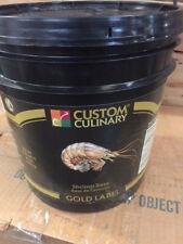 Custom Culinary Gold Label Shrimp Base, 20 Pound (New)