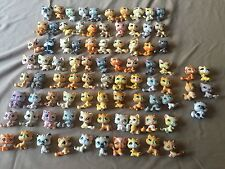 Littlest Pet Shop LPS Dogs Cats 3 Random Pets Only