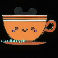 Disney Pin *Kingdom of Cute* Mystery Collection - Orange Teacup (Peach)!