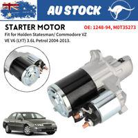 Starter Motor Replacement for Holden Commodore VZ VE V6 3.6L 04-13 Adventra AU