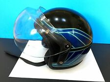 VINTAGE 1979 ABADDON ARCTIC CAT SNOWMOBILE RACING MOTORCYCLE HELMET YOUTH XS SML