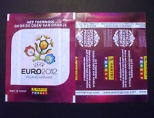 BUSTINA PACKET SOBRE PANINI UEFA EURO 2012 EVENT KICK OFF OLANDA