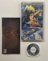 Jak and Daxter: The Lost Frontier (Sony PSP, 2009) COMPLETE!!