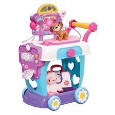 Doc Mcstuffin Dr Hospital Play Set Cart Kids Toddler Girl Gift Toy Music Vet NEW