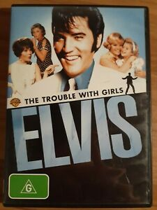 The Trouble With Girls (DVD, 2005)