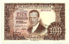 BILLETE DE 100 PESETAS DE 1953 (SC-) JULIO ROMERO DE TORRES (SIN SERIE)