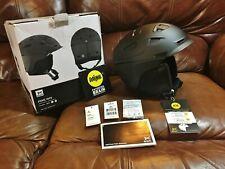 Anon 172471 Prime MIPS Men's BOA 360° Fit Snow Ski Helmet, Blackout, Size Small