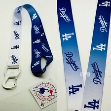 MLB Los Angeles Dodgers Keychain & Bottle Opener Lanyard
