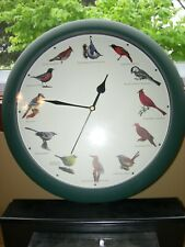 New Singing Bird Clock