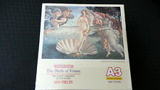 TOMAX A3 size 1000 piece Jigsaw puzzles Botticelli, Sandro The Birth of Venus