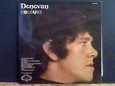 Donovan Colours Lp Reino Unido presionando Hermosa Copia!!!