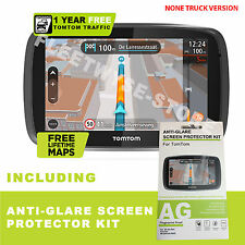 TOMTOM PRO 5250 PORTABLE NAV TRACKING & MESSAGING DEVICE  TRAFFIC LIFETIME MAPS