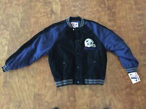 Dallas Cowboys NFL  Suede Leather Jacket NWT