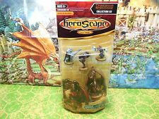 Heroscape Heroes of Fallcrest NIB from Wave 13/D3 Moltenclaw's Invasion