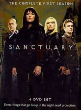 Sanctuary Complete First Season 0741952669296 With Amanda Tapping DVD Region 1