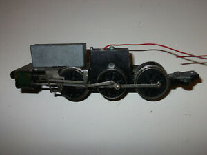 Hornby Dublo/Wrenn W.C 2 rail locomotive chassis in working order or spares