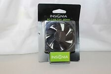 Insignia NS-PCF8050 80mm Case Cooling Fan Black