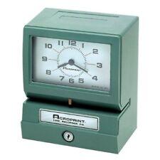 Acroprint Electric Print, Heavy-Duty, Standard Time Recorder-150Nr4 01-2070-411