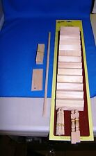 Houseworks Dollhouse Classic Straight Stairway Kit  HW7000