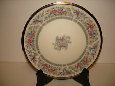 Lenox bread and butter plate in Ascot pattern
