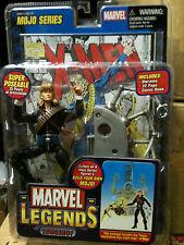 MARVEL leyendas Mojo Serie: Longshot figura MIP, X-men