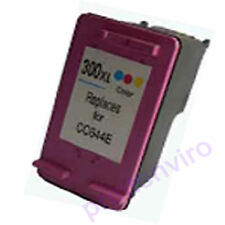 HP 300XL CC644EE Color Refilled Ink Cart HP Deskjet D1600 D1660 D1663 D2500