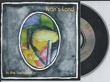 IVAN'S LAND - In the bedroom CD SINGLE 2TR CARDSLEEVE 1994 BELGIUM