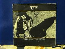 U2-WITH OR WITHOUT YOU-cd single 1987