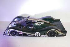 BENTLEY EXP SPEED LE MANS 2001 # 8 1/43wallace leitzinger van de poele