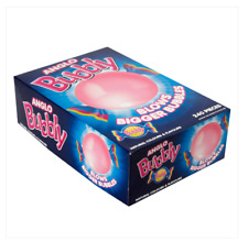 Full Box of 240 Anglo Bubbly Pink Bubblegum Retro Sweet Free Tracked Delivery