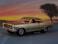 67 1967 FORD FAIRLANE 500 XL 1/64 SCALE COUPE MODEL COLLECTIBLE - DIORAMA