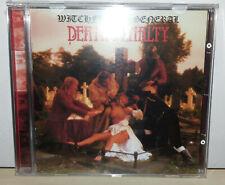 WITCHFINDER GENERAL - DEATH PENALTY - CD
