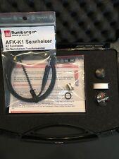 B,A,G Klarinette & Saxofon Rumberger K1X + Sennheiser Neu  2 Jahre Garantie!!!