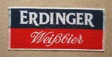 Erdinger Weissbier German Beer Bar Towel Pub Home Bar Man Cave New Unused