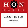 23420-PR8-F00 Honda Gear comp 23420PR8F00, New Genuine OEM Part