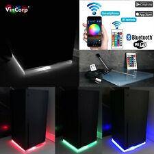 Wifi RGB LED USB Design Unterlage / Ständer Standfuß Acryl für Xbox Series X
