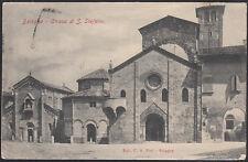 AX3940 Bologna - Chiesa di S. Stefano - Cartolina postale - Postcard