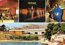 Croatia Hvar, Hotel Night view Panorama Contest, Plage Beach Promenade