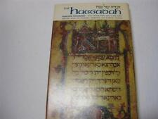ARTSCROLL Passover Haggadah with translation and a new commentary based on Talmu