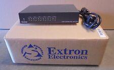 EXTRON DA 12V/6V DUAL EQ 60-694-01 Video Distribution Amplifier NEW & OVP