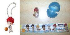 Kuroko's Basketball Swing 6Q Seijuro Akashi Mascot Figure Bandai NAS Licensed NW
