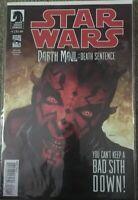 Star Wars Darth Maul Death Sentence #1 VF Dark Horse 2012