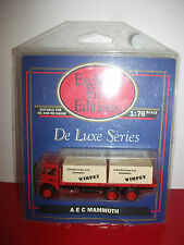 AEC Mammoth wimpey construction camion truck EFE 1/76 exclusive first editions