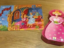 DJECO 36 PIECE JIGSAW 🧩 PUZZLE *THE PRINCESS 👸 AND THE FROG 🐸 AGE 3 PLUS