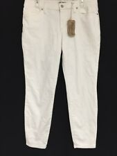 Madewell NWT Skinny Skinny Jeans in Pure White Size 26 $115 C1739