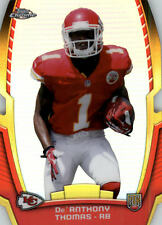 2014 Topps Chrome Rookie Die Cuts #CRDCDT De'Anthony Thomas Chiefs