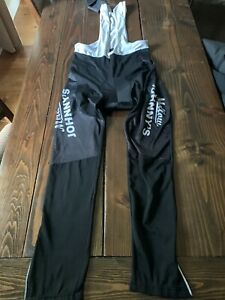 Xl Mellow Johnny's Winter Cycling Kit