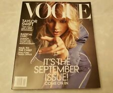 Vogue US Magazine Taylor Swift September 2019 Special Fashion Issue